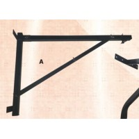 Extra Large 100 Kg Wall Brackets for Weights Excerise Equipment