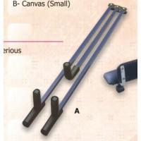 3 Bar Basic Leg Strecher Excerise Equipment