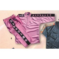 Pink Kick Boxing Competition Suit Kung Fu Range