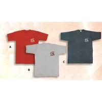 Black Muay Thai Round Neck T-Shirt T-Shirts