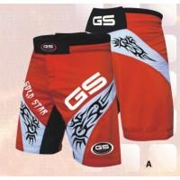 Red MMA & Grappling Shorts MMA Shorts