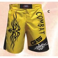 Yellow MMA & Grappling Shorts MMA Shorts