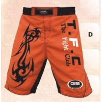 Orange MMA & Grappling Shorts MMA Shorts