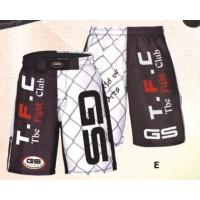 Black MMA & Grappling Shorts MMA Shorts