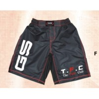 Black and White MMA & Grappling Shorts MMA Shorts