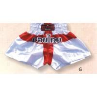 England Thai & Kick Boxing Shorts Boxing Products
