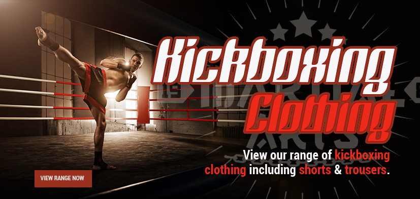 Kickboxing Clothing